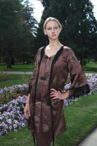 Chocolate Brown Duster